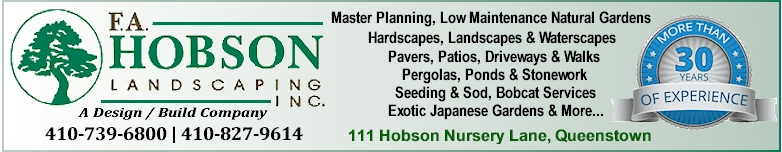 F.A. Hobson Landscaping Inc. - Click Here!