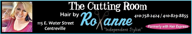 The Cutting Room - Roxanne Harrison