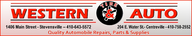 Western Tire & Auto Kent Island - Click Here!
