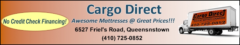 Cargo Direct - Click Here!