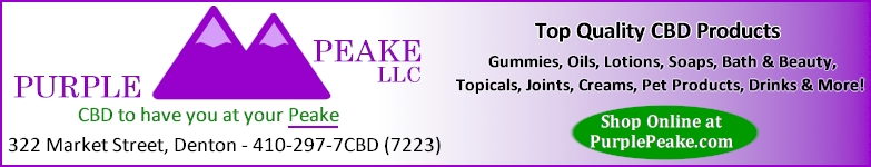 Purple Peake CBD Oils