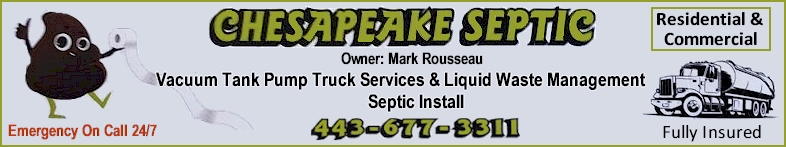 Chesapeake Septic Services - Click Here!