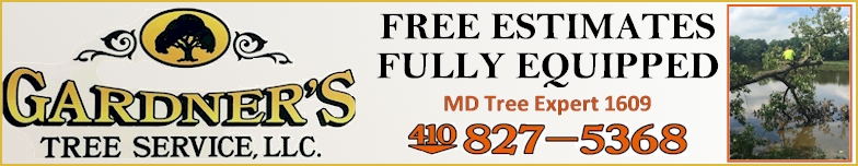 Gardners Tree Service - Click Here!
